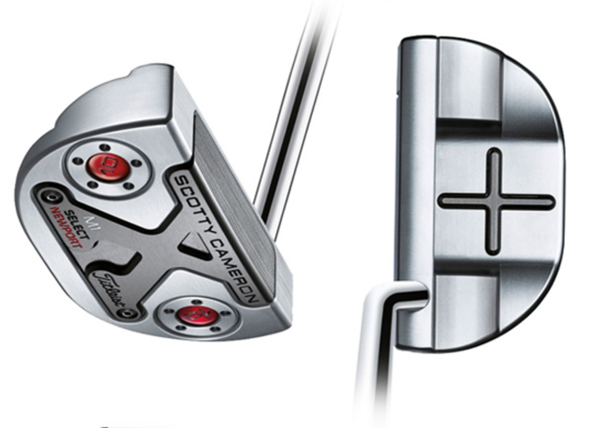 Scotty Cameron M1 Mallet Putter